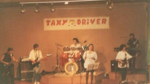 Taxy Driver ©